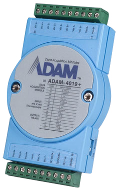 Advantech ADAM-4019+