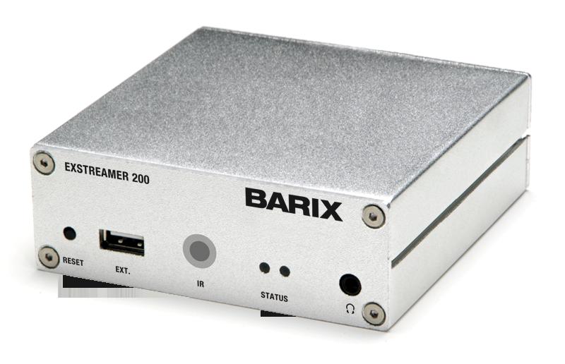 Barix Exstreamer 200 | 205