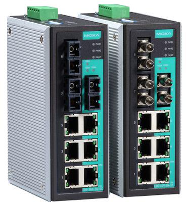 MOXA EDS-309 Series