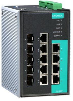 MOXA EDS-G509 Series