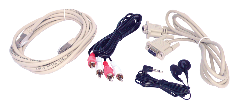 Barix Cable Set AUDIO