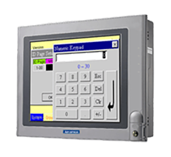 Advantech WebOP-2104V