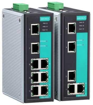 MOXA EDS-405A-PN / EDS-408A-PN Series
