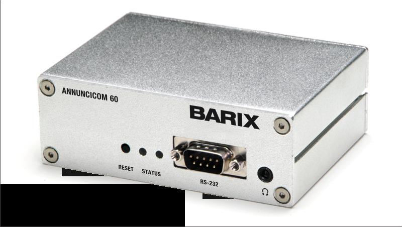 Barix Annuncicom 60