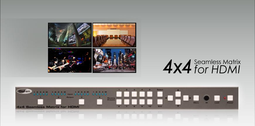 Gefen EXT-HD-SL-444