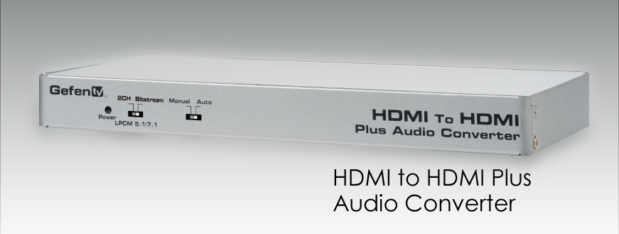 Gefen GTV-HDMI-2-HDMIAUD