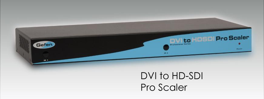 Gefen EXT-DVI-2-HDSDIPRO