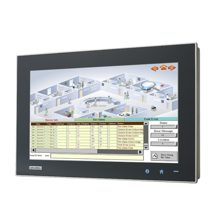 Advantech TPC-1581WP