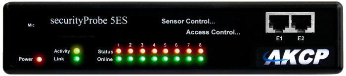 AKCP securityProbe 5ES