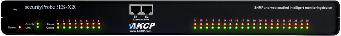 AKCP securityProbe 5ES-X20