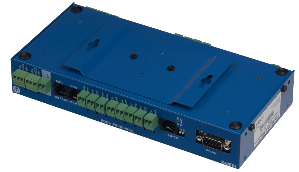 HW group Poseidon2 4002: Data center environment monitoring