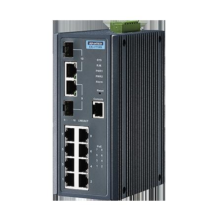 Advantech EKI-7710G-2CP