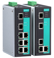 MOXA EDS-405A-EIP / EDS-408A-EIP Series