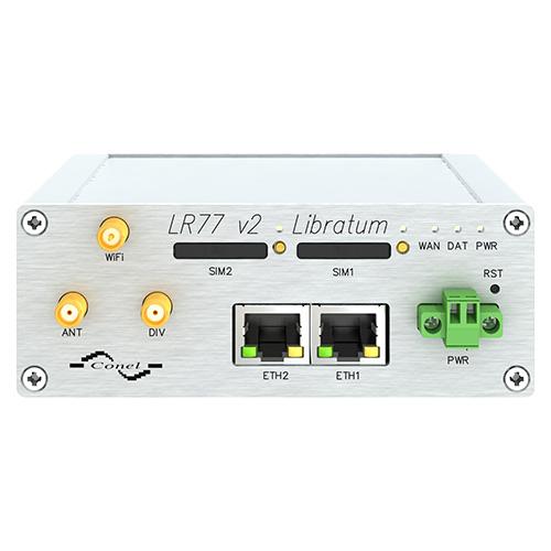 Advantech Conel BB-LR77 v2 Libratum WiFi Set SWH