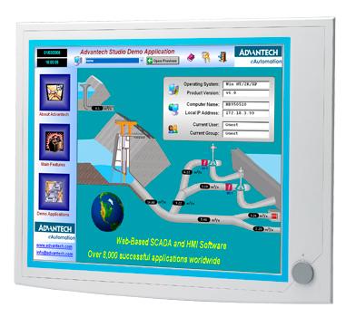 Advantech IPPC-6152A / IPPC-6172A / IPPC-6192A