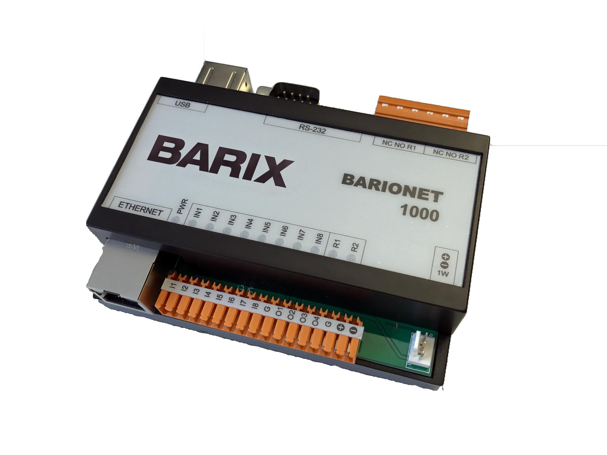 Barix Barionet 50 Programmable I//O Device Server