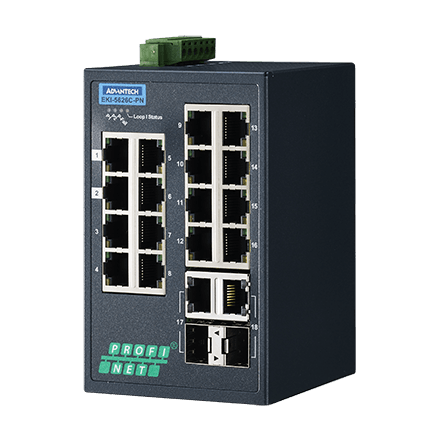 Advantech EKI-5626C-PN