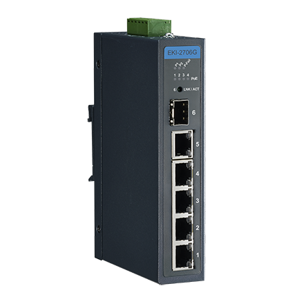 Advantech EKI-2706E-1GFP