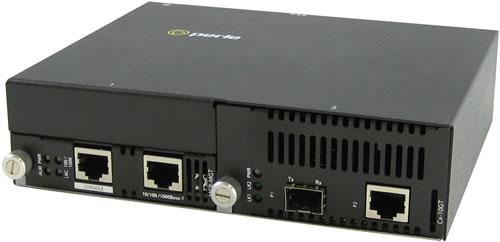 Perle SMI-10GT Managed Media Converters