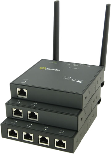 Perle IOLAN SDG L Serial Device Servers