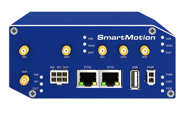 Advantech B+B SmartWorx SmartMotion (Conel)
