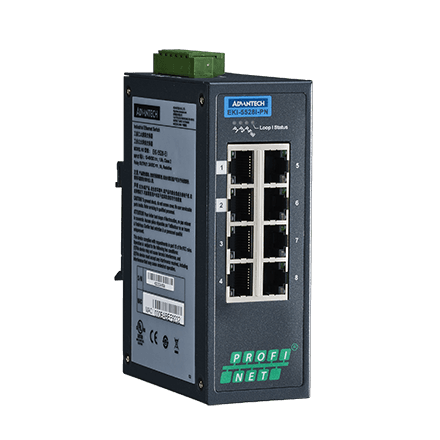 Advantech EKI-5528I-PN