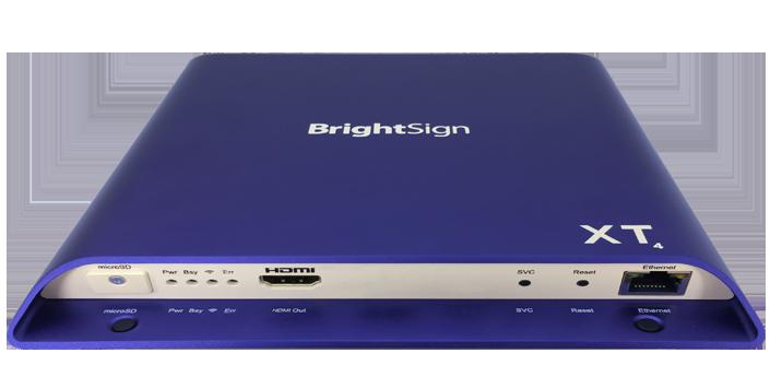 BrightSign XT244 Standard I/O Player