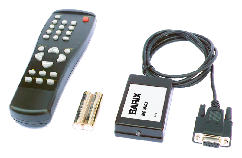 Barix IR Remote Control Kit