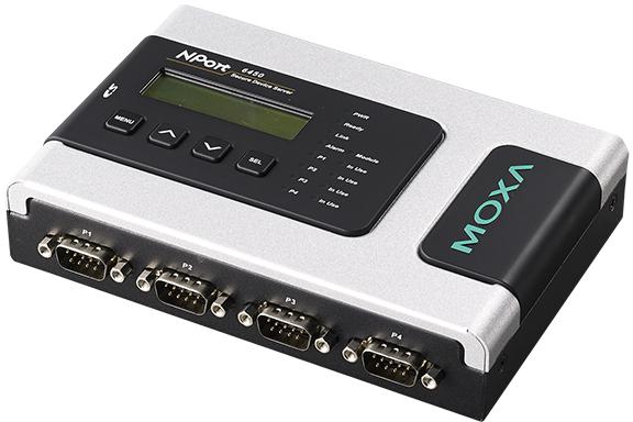 MOXA NPort 6450 Series