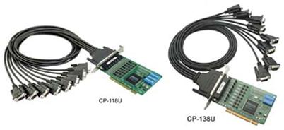 MOXA CP-118U / CP-138U