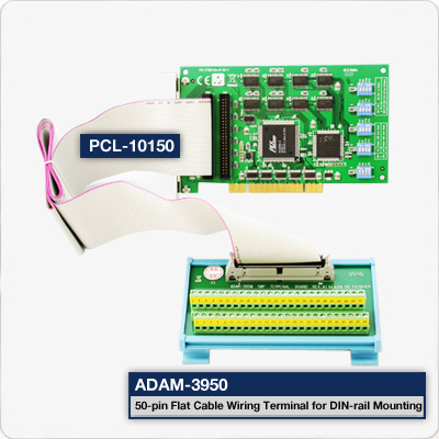 Advantech PCI-1758UDO