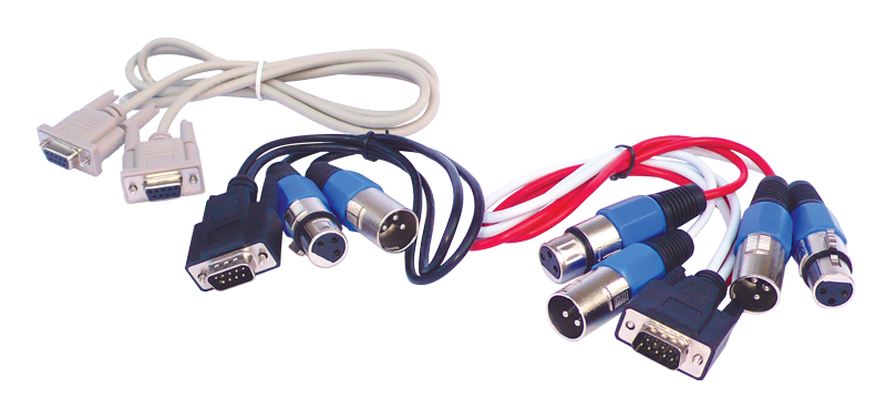 Barix Cable Set XLR Audio