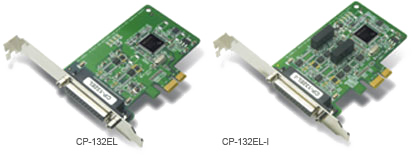 MOXA CP-132EL / CP-132-EL-I
