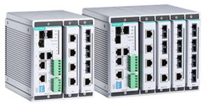 MOXA EDS-608 / 611 / 616 / 619 Series
