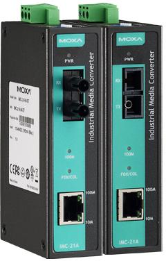 MOXA IMC-21A Series