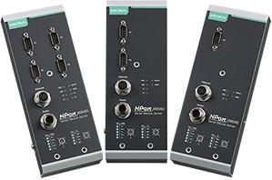 MOXA NPort 5000AI-M12 Series