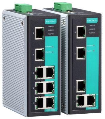 MOXA EDS-405A / EDS-408A-PN Series