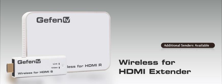 Gefen GTV-WHD-1080P-SR
