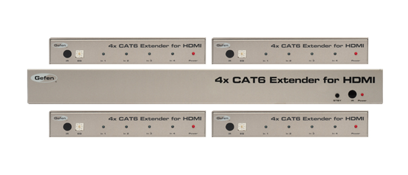 Gefen EXT-HDMI1.3-CAT6-4X