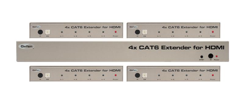 Gefen EXT-HDMI1.3-CAT6-4X