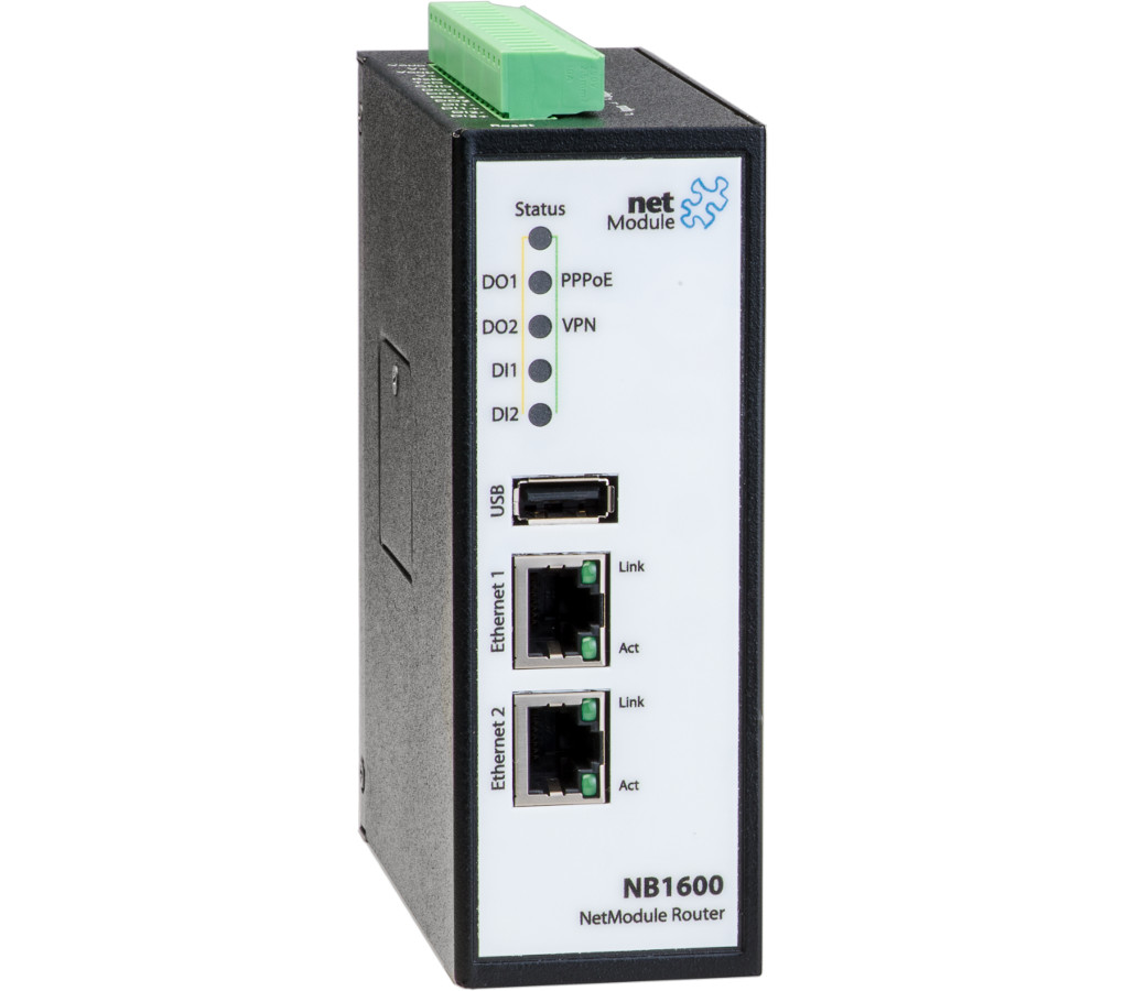 NetModule NB1600 Wireline