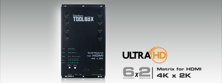 Gefen GTB-HD4K2K-642-BLK