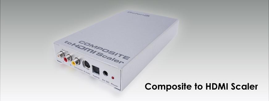 Gefen GTV-COMPSVID-2-HDMIS