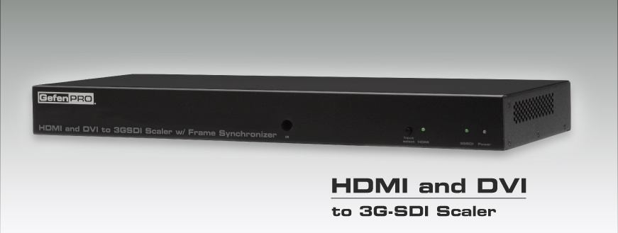 Gefen GEF-HDVI-2-3GSDIS