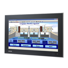 Advantech FPM-7211W