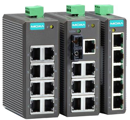 MOXA EDS-205 / EDS-208