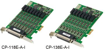 MOXA CP-118E-A-I / CP-138E-A-I