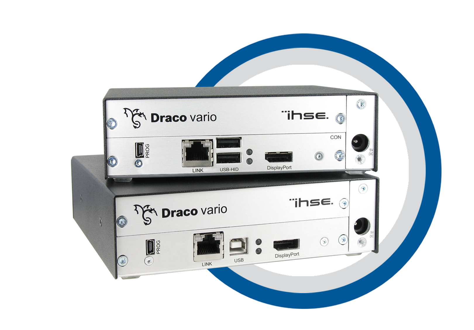ihse Draco vario DisplayPort
