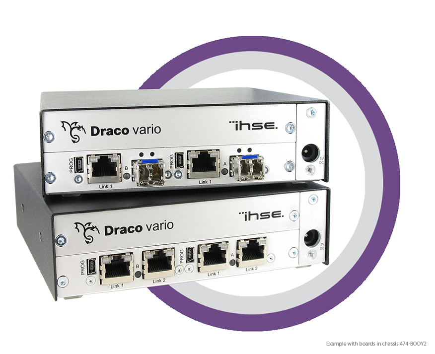 ihse Draco vario Repeater