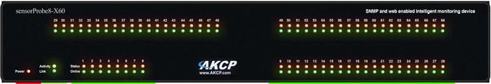 AKCP sensorProbe8-X60